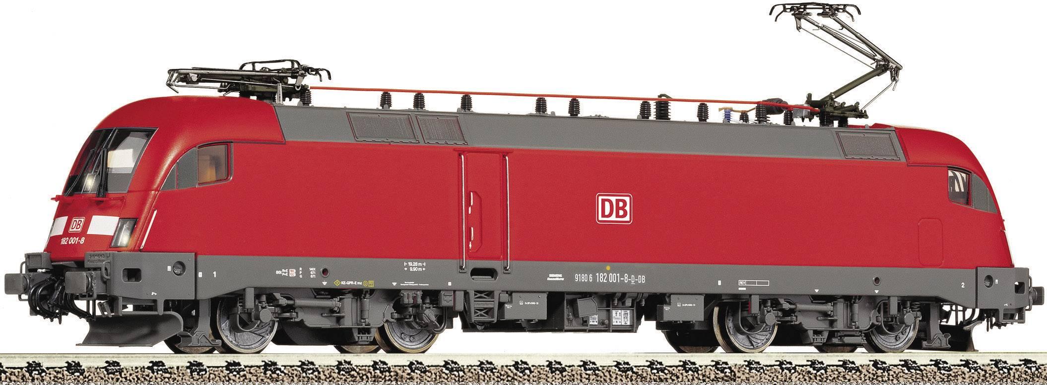 Modely železnice a příslušenství