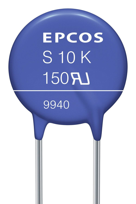 Diskový varistor Epcos B72210S151K101, S10K150, 240 V
