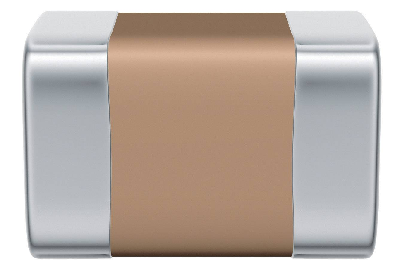 SMD kondenzátor keramický Epcos B37940-K5391-J60, 390 pF, 50 V, 5 %, 2 x 1,25 x 1,25 mm