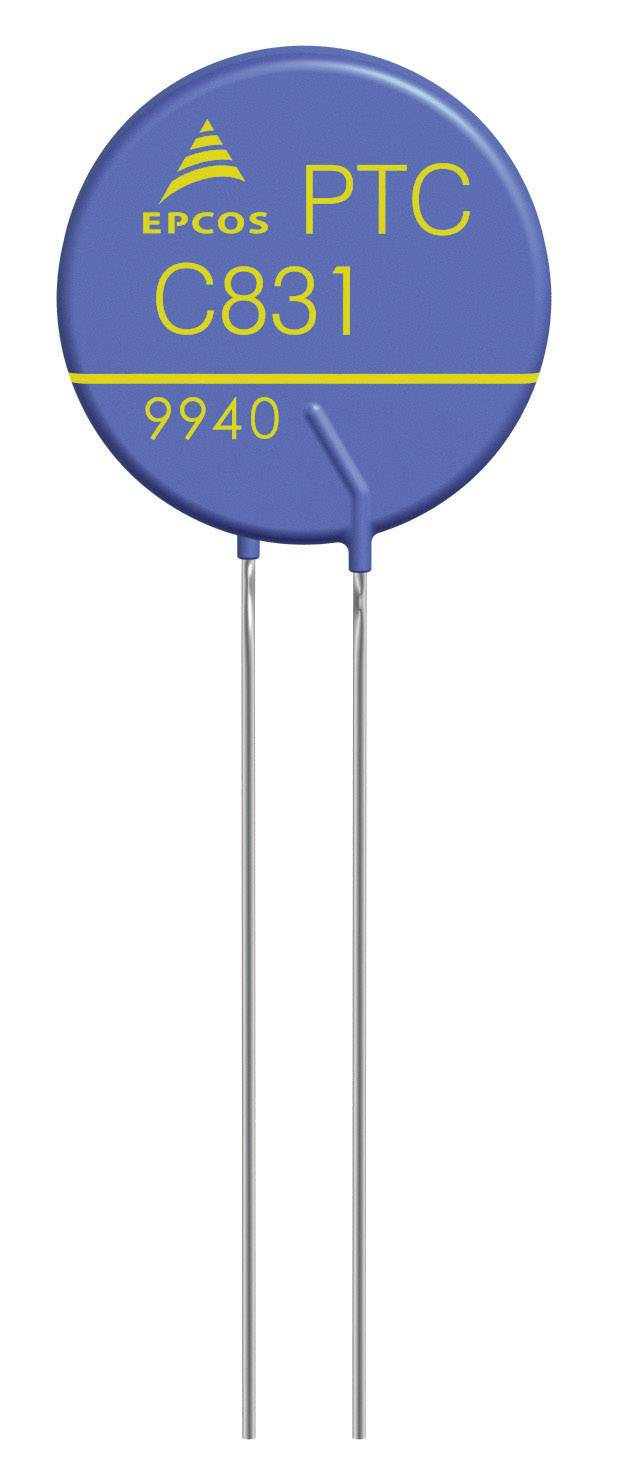 PTC termistor Epcos B59965-C120-A70, 1.2 Ohm, 1 ks