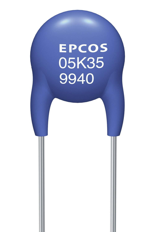 Diskový varistor Epcos S05K17, 27 V, 1 ks