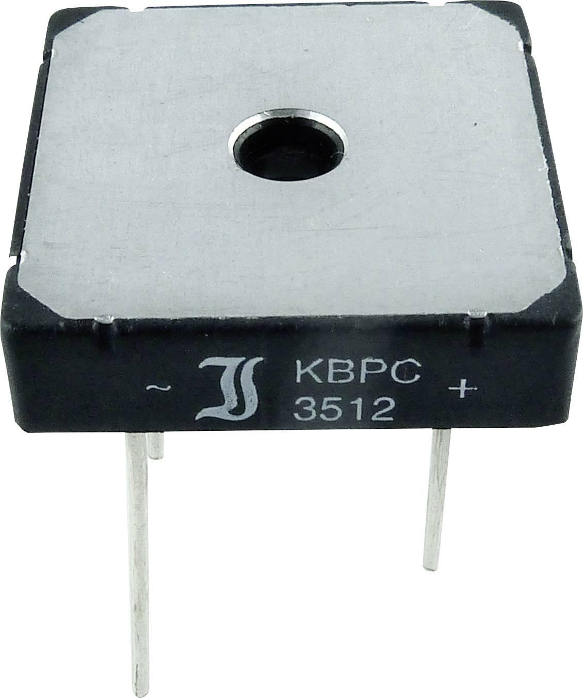 Můstkový usměrňovač TRU COMPONENTS TC-KBPC10/15/2506WP 25 A U(RRM) 600 V