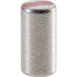 Permanentní magnet cylindrický PIC-M0204, (Ø x d) 2 mm x 4 mm, N35
