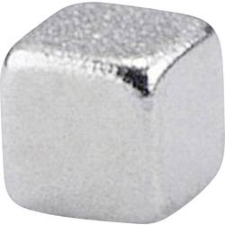 permanentní magnet krychlový N40 1.28 T Max. pracovní teplota: 80 °C