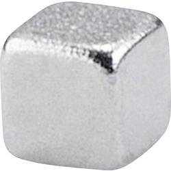 Permanentní magnet krychlový (d x š x v) 2 x 2 x 2 mm, N40