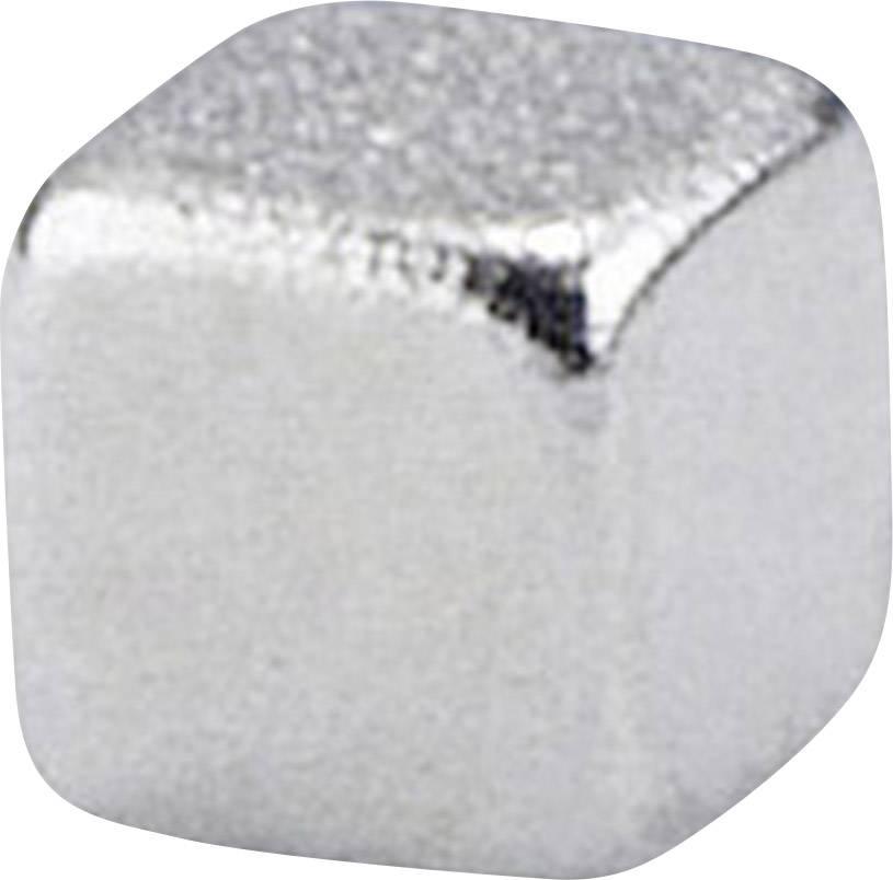 Permanentný magnet kocka (d x š x v) 2 x 2 x 2 mm, N40