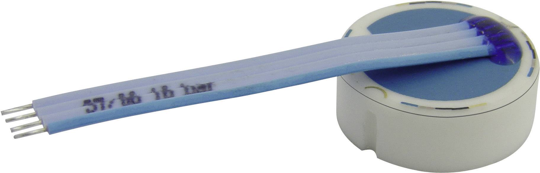 Keramický senzor relativního tlaku, 2,5 bar, B+B Thermotechnik, DS-KE-D-R2B5