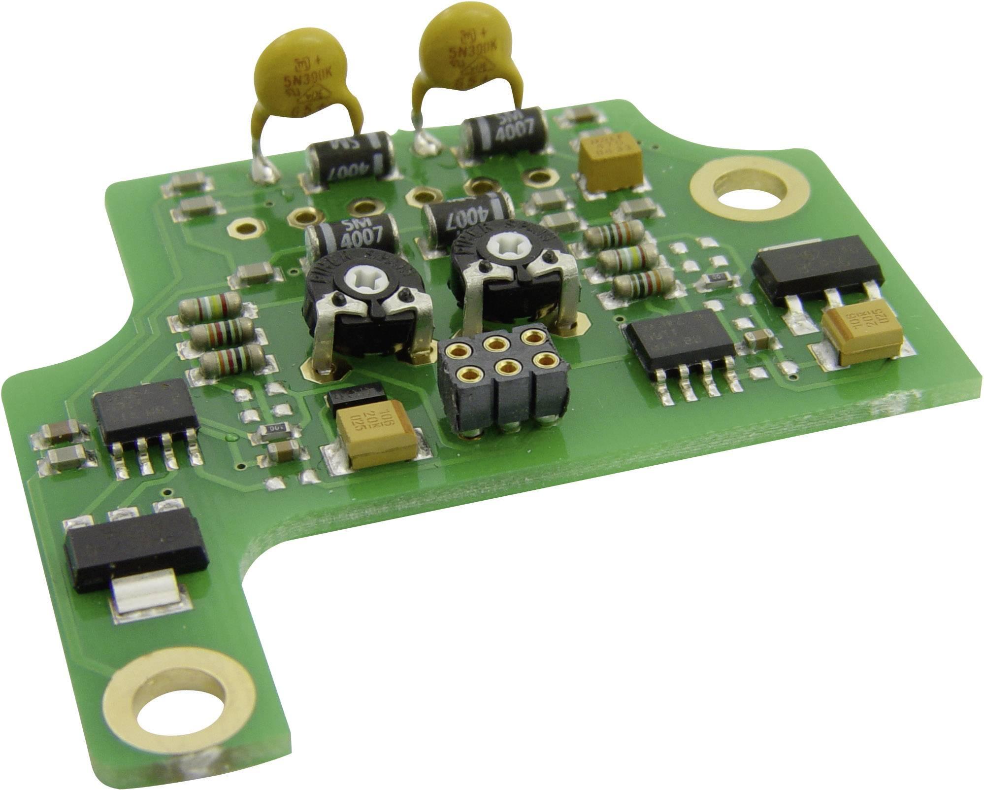 Elektronika pre keramický senzor relatívneho tlaku