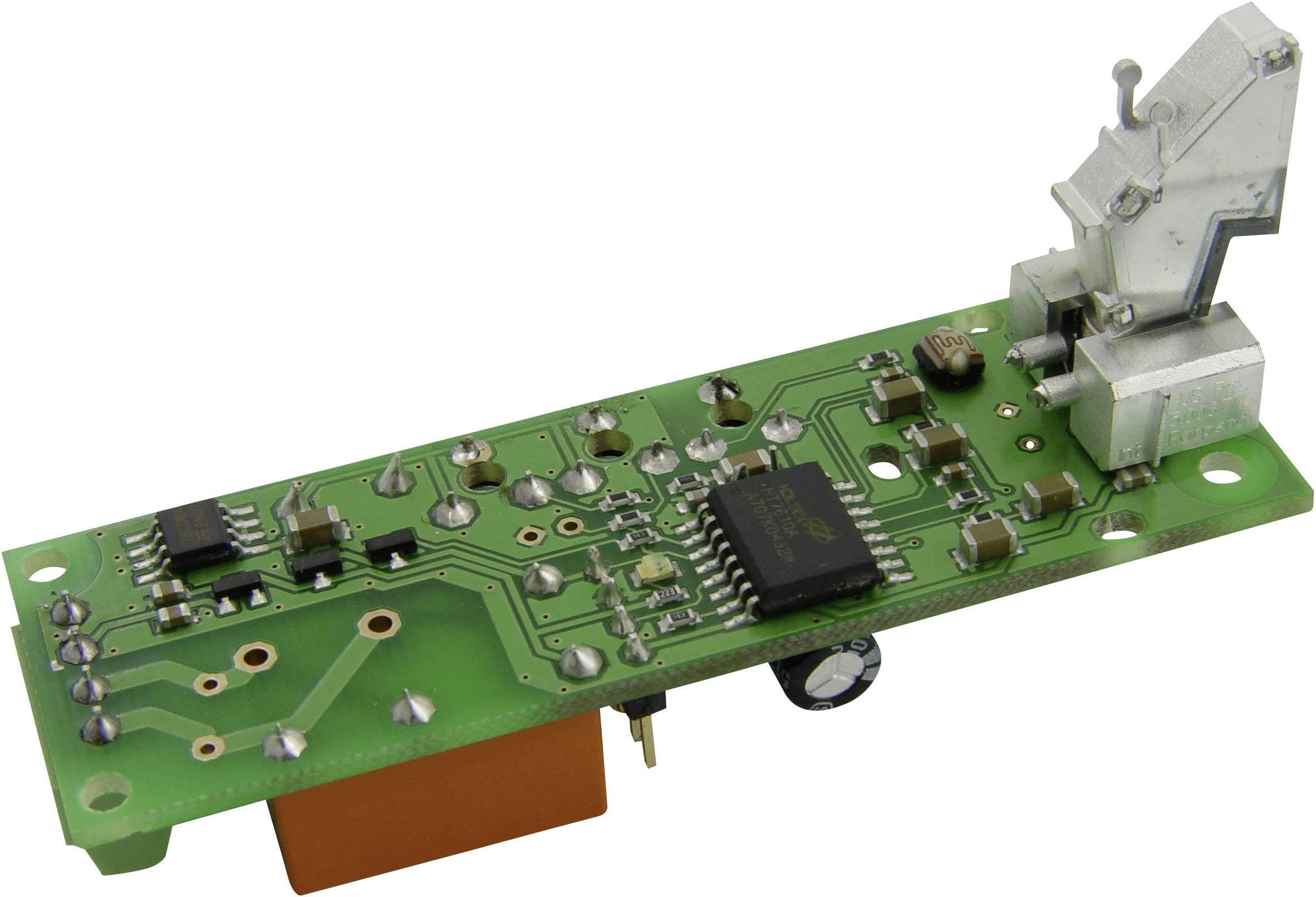 PIR senzor SMD s časovačom B+B Thermo-Technik PIR-ASIC-SPIE, 12 V/DC, max. dosah 8 m