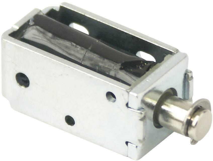 Magnet Intertec ITS-LS1110B-Z-12VDC, v plechovém třmeni