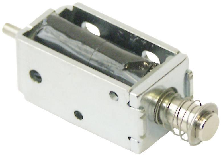 Zdvihací magnet tlačné Intertec ITS-LS1110B-D-24VDC ITS-LS1110B-D-24VDC, 0.18 N/mm, 2 N/mm, 24 V/DC, 1.1 W