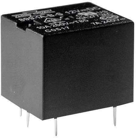 Miniaturní výkonové relé 899 10 A Song Chuan 899-1CFCE 12, 360 mW, 10 A, 250 V/AC 2500 VA