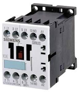 Stykač Siemens Sirius 3RT1015-1AP01, 230 V/AC, 7 A, 1 ks