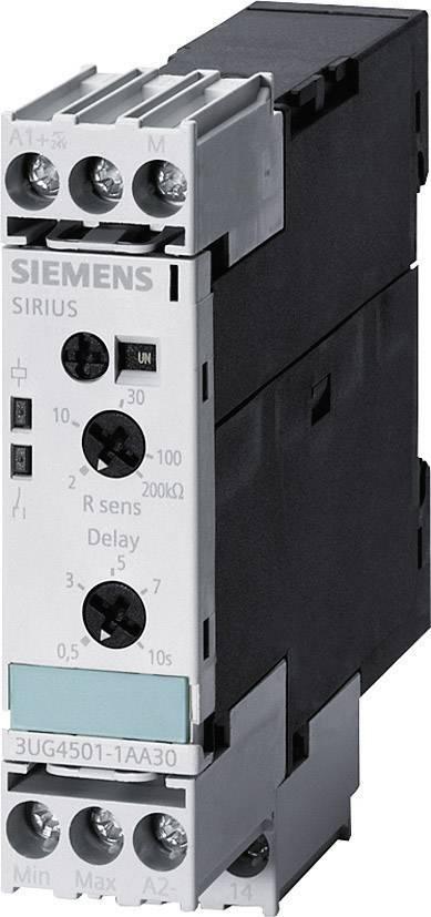 Analogové sledovací relé Siemens 3UG4501-1AW30, 24 - 240 V DC/AC, kontrola stavu naplnění