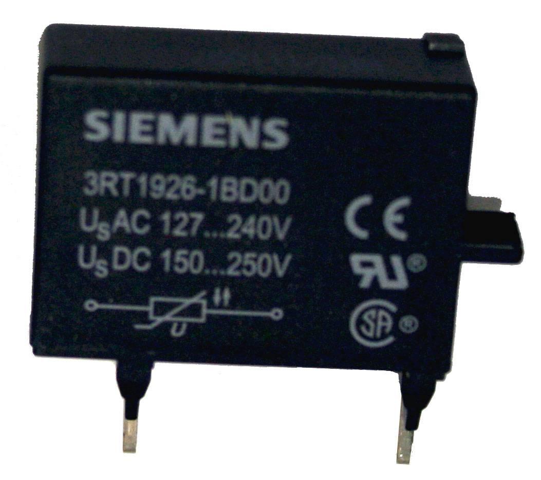 Varistor pre stýkač Siemens 3RT1926-1BD00 vhodné pre sériu Siemens Bauform S0, Siemens Bauform S2, Siemens Bauform S3