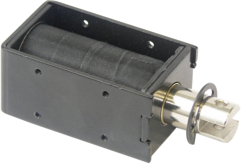 Zdvihací magnet ťažné Intertec ITS-LS3830B-Z-12VDC ITS-LS3830B-Z-12VDC, 2 N/mm, 56 N/mm, 12 V/DC, 8 W
