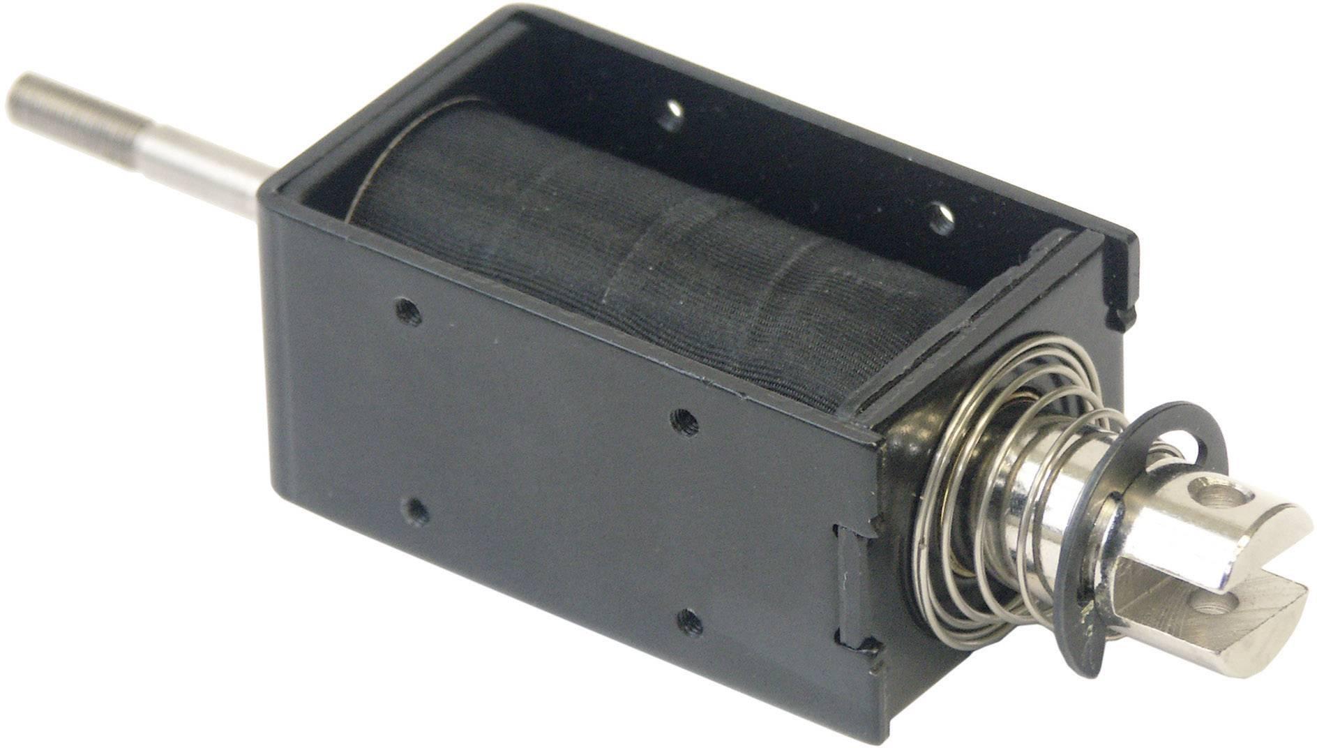 Zdvihací magnet tlačné Intertec ITS-LS3830B-D-12VDC ITS-LS3830B-D-12VDC, 2 N/mm, 56 N/mm, 12 V/DC, 8 W
