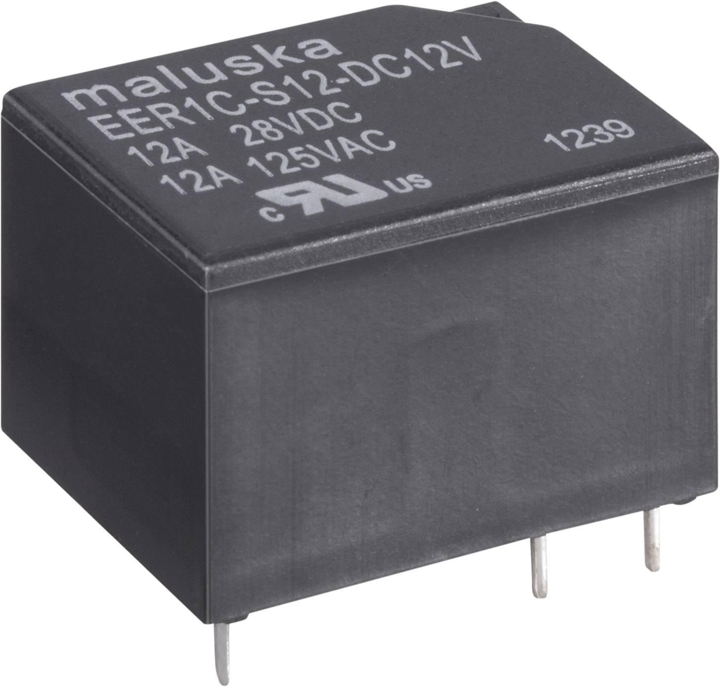 Relé do DPS 502634, 6 V/DC, 12 A, 1 prepínací, 1 ks