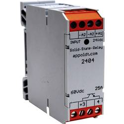 Optoelektrický vazební člen DC/DC-Power Appoldt 2404, POK 22-30V-25Adc