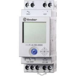 Soumrakový spínač Finder 11.91.8.230.0000, 230 V/AC, 2 - 150 lx, 1 ks