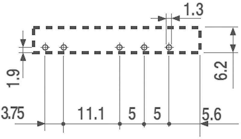 Příslušenství pro sérii 34.51/34.81 Finder 93.11