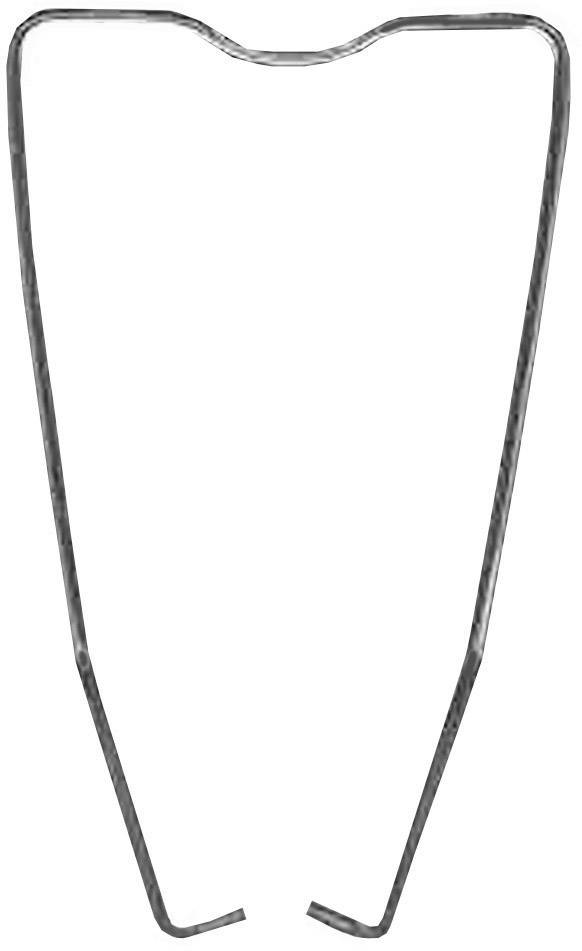 Kovový třmen Finder 094.71 pro patice série 94