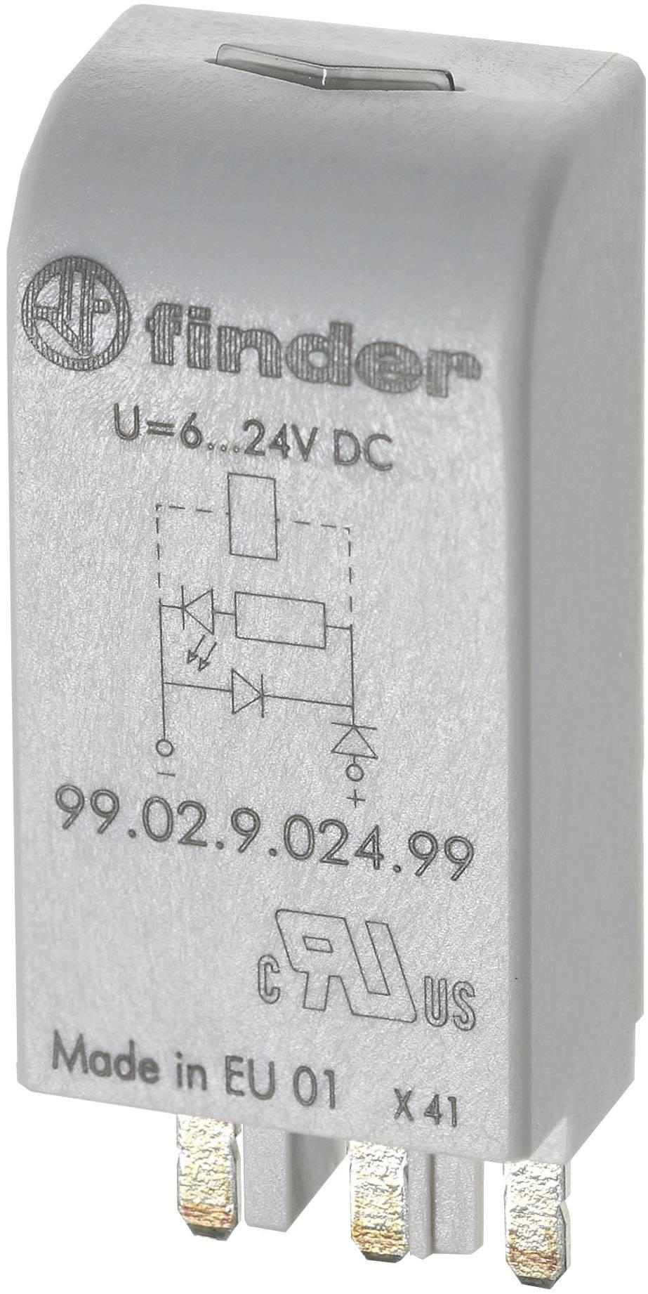 RC-člen Finder 99.02.0.230.09