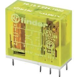 Bezpečnostní relé 8 A, série 50 Finder 50.12.9.024.1000, 0.7 W, 8 A, 400 V/AC (AC1) , 2000 VA