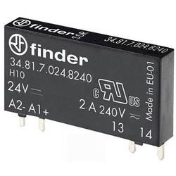 Polovodičové zátěžové relé Finder 34.81.7.024.8240, 230 V