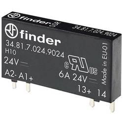 Polovodičové relé Finder 34.81.7.024.9024 34.81.7.024.9024, 1 ks