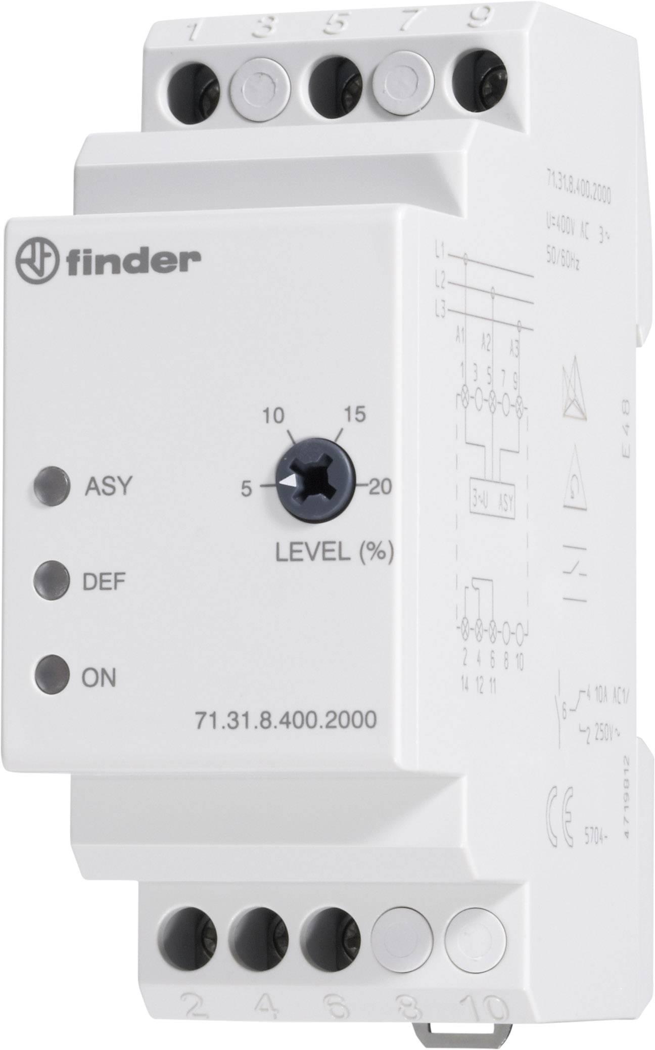 Monitorovací relé Finder 71.31.8.400.2000
