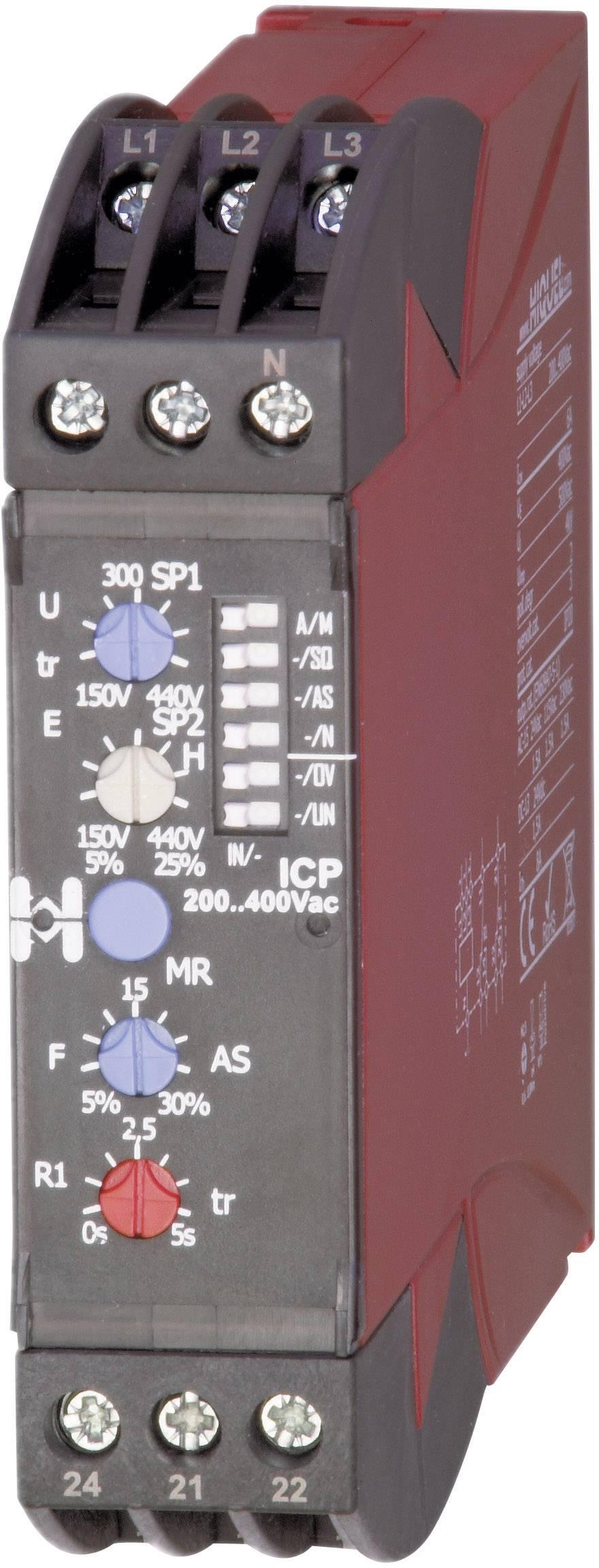 Kontrolné relé Hiquel ICP 200...400Vac ICP 200...400Vac