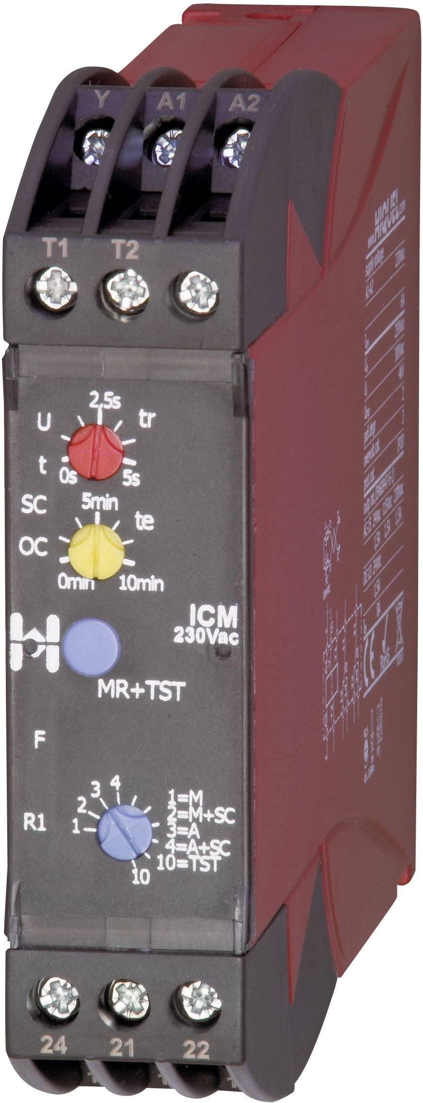Monitorovací relé in-case Hiquel, ICM 230Vac, in-case