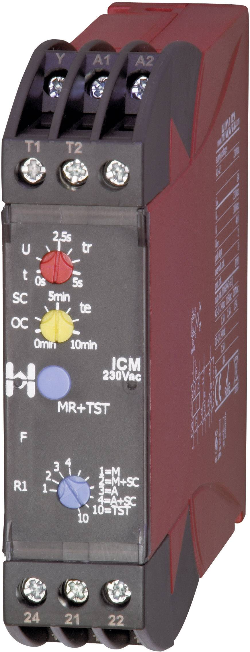 Ochranné relé motora Hiquel ICM 230Vac ICM 230Vac