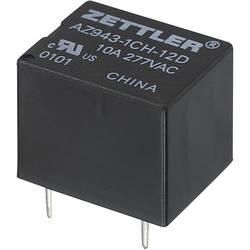 Relé do DPS Zettler Electronics 503615, 48 V/DC, 15 A, 1 přepínací kontakt, 1 ks