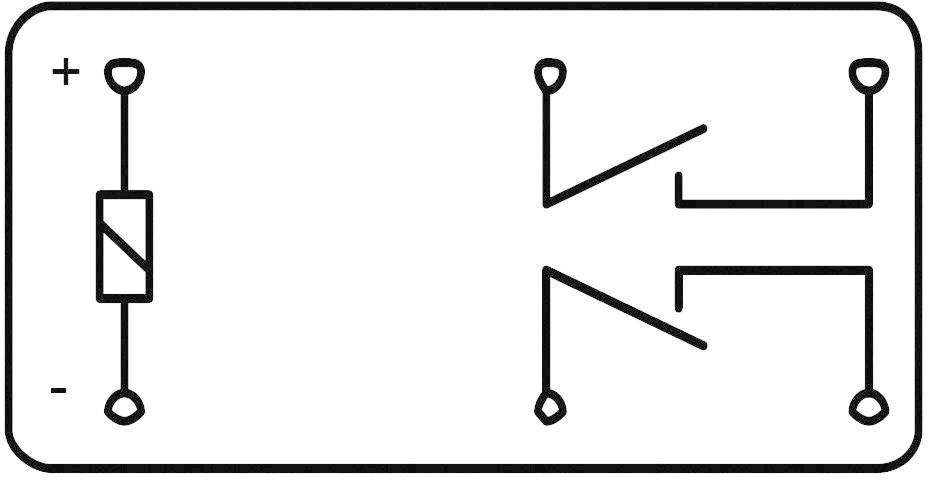 Subminiaturní výkonné relé AZ881, monostabilní, 5 A Zettler Electronics 6 V/DC 1 ks