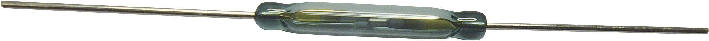 Jazyčkový kontakt Hamlin FLEX-14, 1 spínací, 200 V/DC, 0.5 A, 10 W