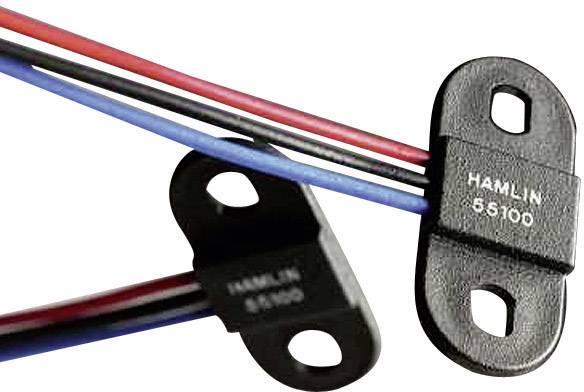 Senzor s Hallovým efektem Hamlin 55100-3H-02-A, 10 mA