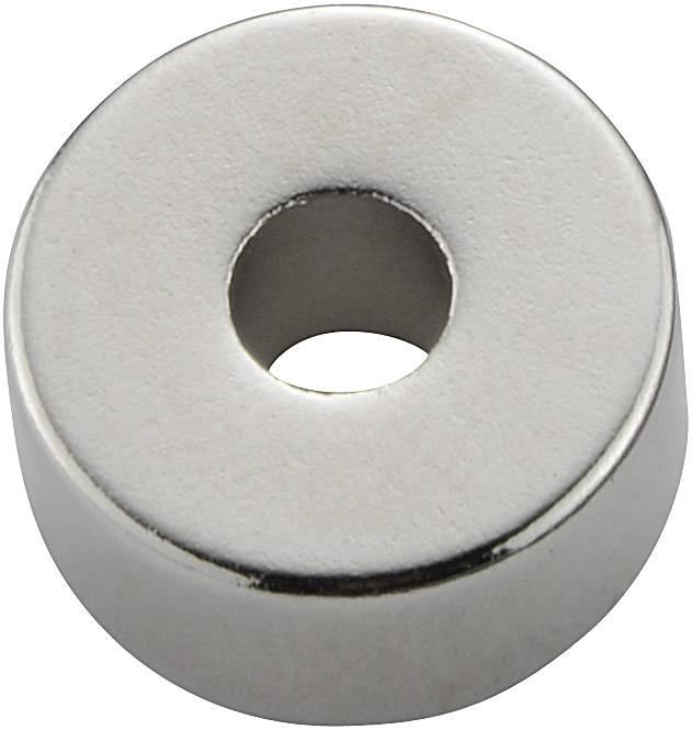 Permanentný magnet kruh N-35 M 13X6, (Ø x d) 13 mm x 6 mm, N35M