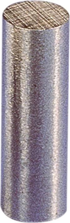 Permanentný magnet tyč (Ø x d) 6 mm x 24 mm, AlNiCo