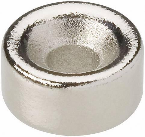 Magnet permanentní, 10x5 mm, svnitřním kónusem