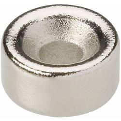 Permanentný magnet kruh N-35, (Ø x v) 10 mm x 5 mm, N35