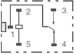 Relé do DPS 24 V/DC 8 A 1 přepínací kontakt Omron G5LE-1-VD 24 VDC 1 ks