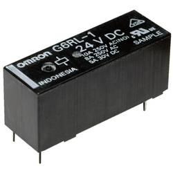 Relé do DPS Omron G6RL-14-ASI 12 VDC, 12 V/DC, 10 A, 1 prepínací, 1 ks