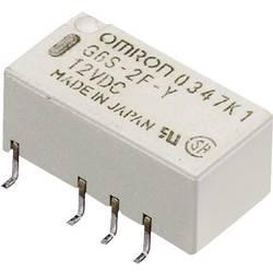 Relé do DPS Omron G6S-2F 5 VDC, 5 V/DC, 2 A, 2 přepínací kontakty, 1 ks