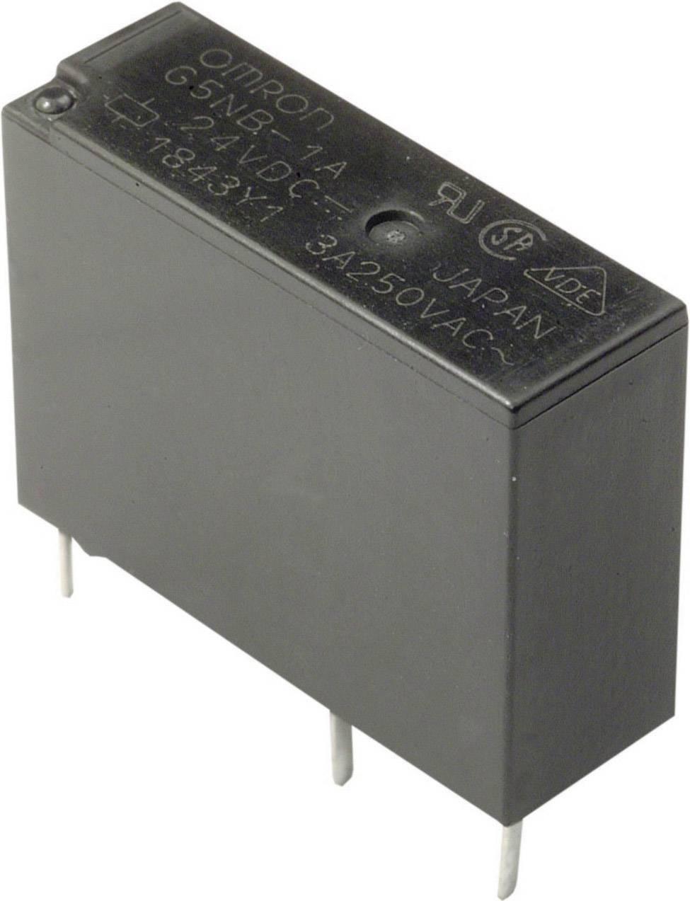 Relé do DPS Omron G5NB-1A-E 12DC, 12 V/DC, 5 A, 1 spínací, 1 ks