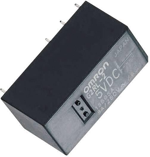 Relé do DPS Omron G2RL-1 12V, 12 V/DC, 12 A, 1 prepínací, 1 ks