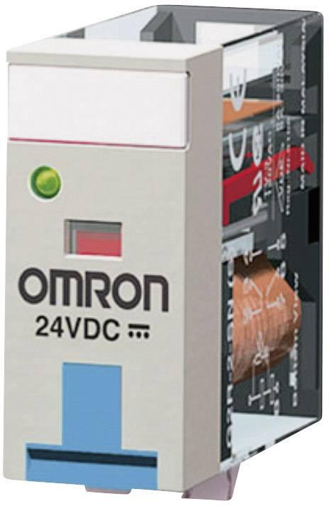 Omron G2R-2-SNI 24 VDC, 24 V/DC, 5 A, 2 prepínacie, 1 ks