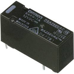 Power relé do DPS Omron G6RN-1 12DC, 8 A , 30 V/DC/400 V/AC , 2000 VA/150 W