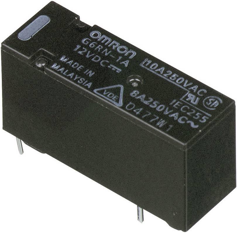 Relé do DPS Omron G6RN-1 24DC, 24 V/DC, 8 A, 1 prepínací, 1 ks